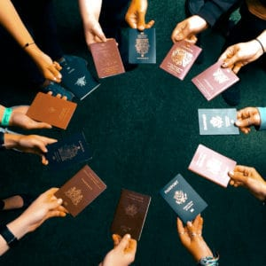 Passports and visa applications during COVID