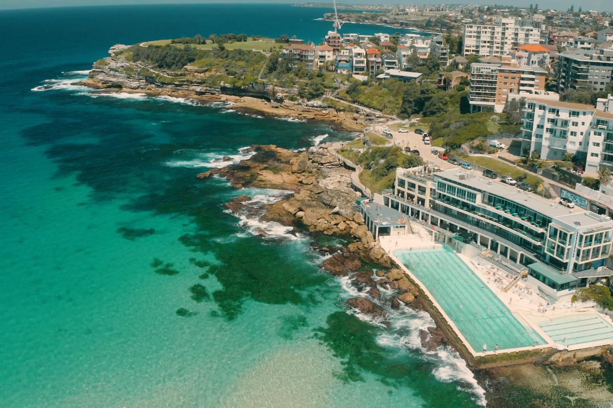 Bondi Aeriel View 3 - Welcome to Sydney