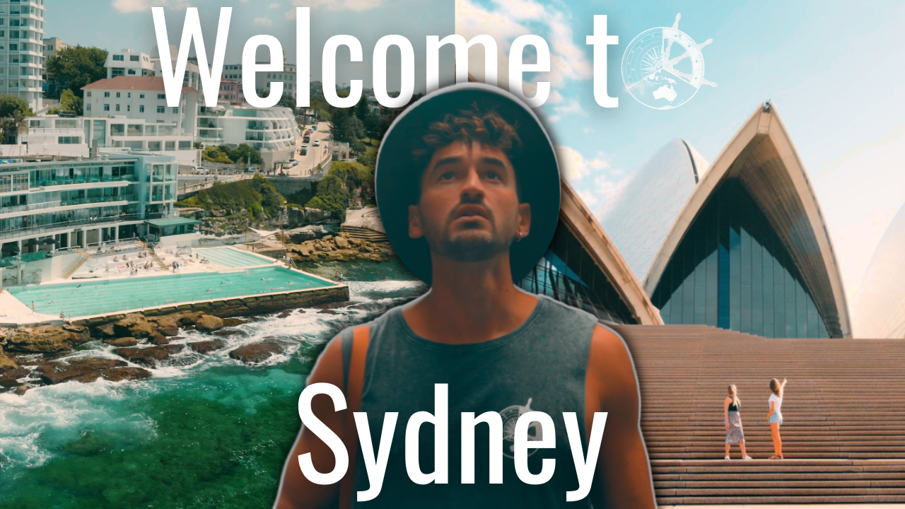 Welcome to Sydney Thumbnail